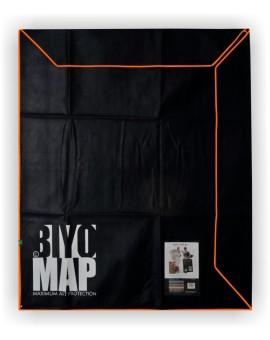 Biyomap 140x160cm (oranje)