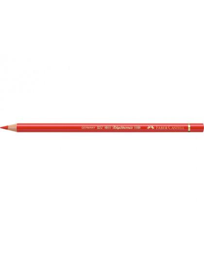 kleurpotlood Polychromos 117 - light cadmium red