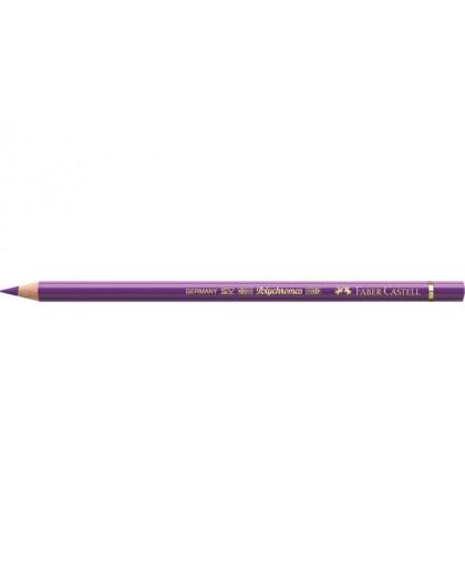 kleurpotlood Polychromos 160 - manganese violet