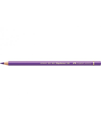 kleurpotlood Polychromos 138 - violet