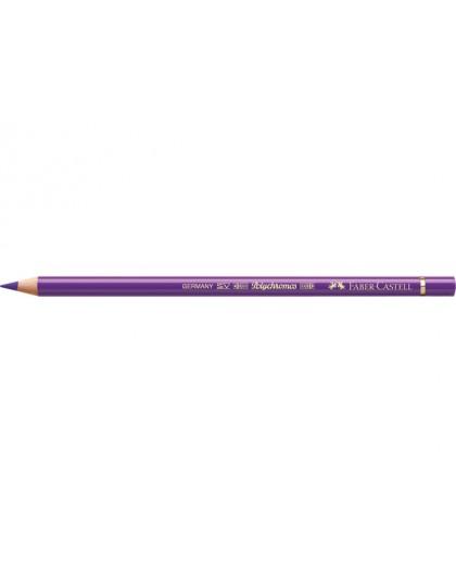 kleurpotlood Polychromos 136 - purple violet