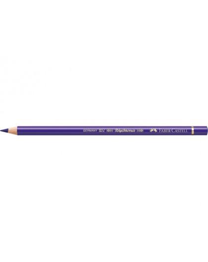 kleurpotlood Polychromos 137 - blue violet