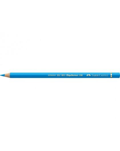 kleurpotlood Polychromos 152 - middle phtalo blue
