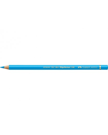 kleurpotlood Polychromos 145 - light phtalo blue