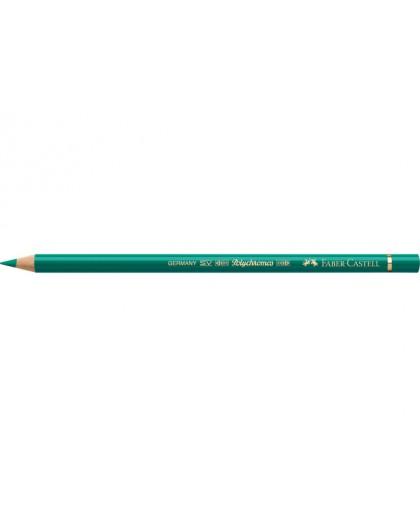 kleurpotlood Polychromos 161 - phtalo green