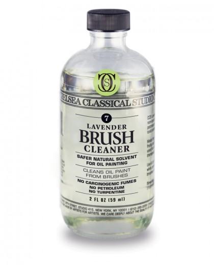 Chelsea Classical Lavender Brush Cleaner