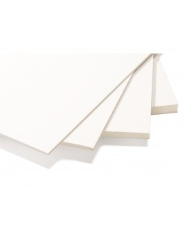 Kapa K-Line schuimkarton - wit (50x70cm)