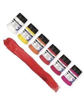 Daler Rowney crimson Block Printing Colour