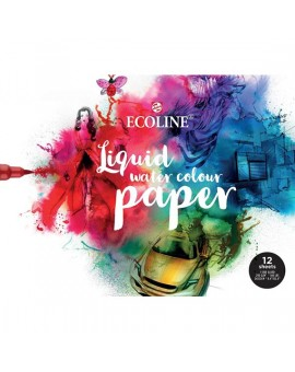 Talens Ecoline Liquid Water Colour Paper