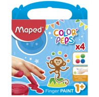 Maped Color Peps vingerverf