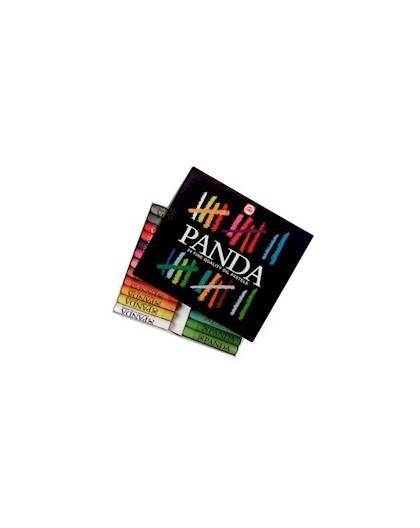 Panda krijtjes - set 24