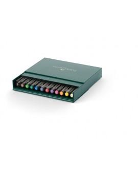 Faber-Castell Pitt Artist Brushpen - studiobox 12