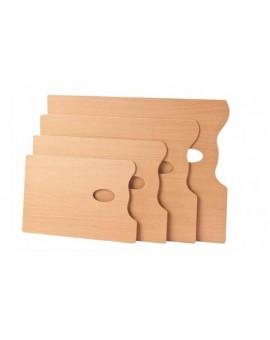 Mabef houten palet - rechthoekig (30x40cm)