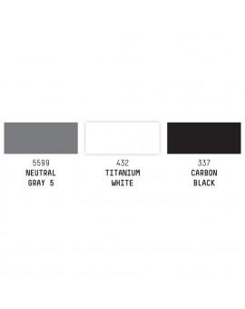 Liquitex Professional Paint Markers - Monochrome Set