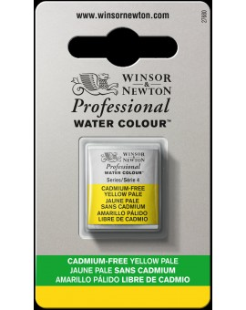 Cadmium-Free Yellow Pale - W&N Professional Water Colour