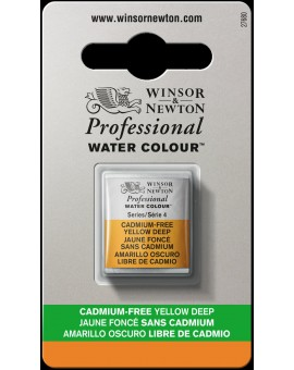 Cadmium-Free Yellow Deep - W&N Professional Water Colour