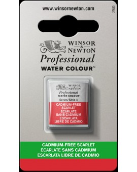 Cadmium-Free Scarlet - W&N Professional Water Colour
