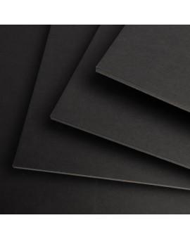Kapa K-Color schuimkarton - zwart op grijze schuim (50x70cm)