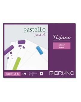 Fabriano Tiziano Pastello bloc - Bianchi (23x30,5cm)