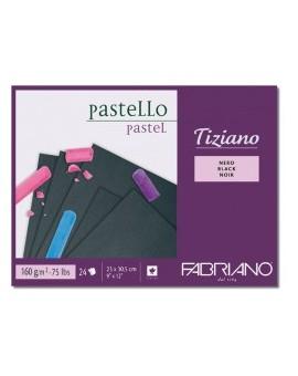 Fabriano Tiziano Pastello bloc - Neri (23x30,5cm)