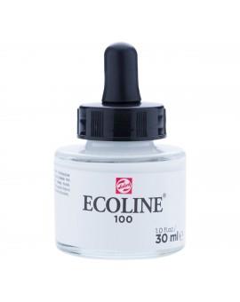 Ecoline 30ml - wit