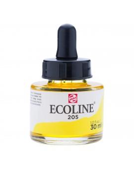 Ecoline 30ml - citroengeel