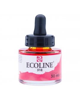 Ecoline 30ml - karmijn