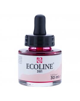 Ecoline 30ml - pastelrood