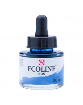 Ecoline 30ml - ultramarijn licht