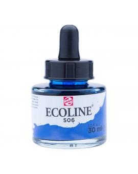 Ecoline 30ml - ultramarijn donker