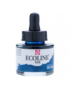 Ecoline 30ml - indigo