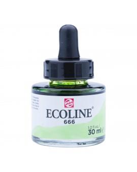 Ecoline 30ml - pastelgroen