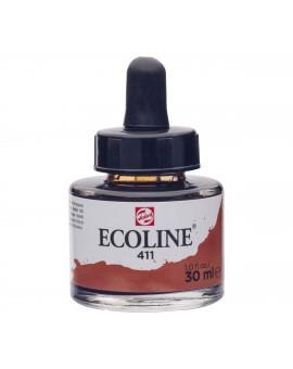Ecoline 30ml - sienna gebrand