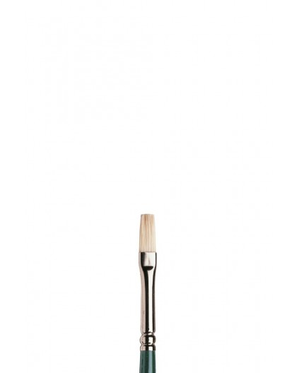 Winton lang plat penseel met lange steel nr 2