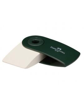 Faber-Castell - gum 'sleeve' groen