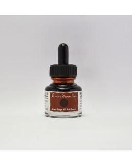 Roodbruin 405 - Sennelier schellak inkt 30ml