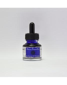 Ultramarijn Donker 315 - Sennelier schellak inkt 30ml
