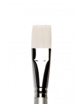 Artisan kort plat nr 22 - synthetisch penseel met lange steel