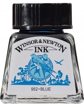 W&N Drawing ink 14ml - Blue