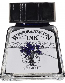 W&N Drawing ink 14ml - Violet