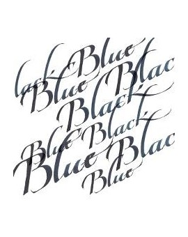 W&N Calligraphy ink 30ml - Blue Black