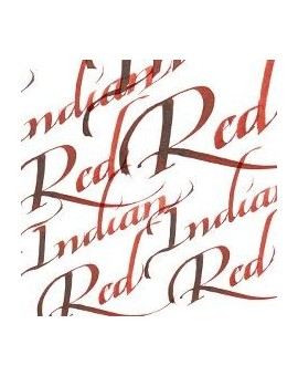 W&N Calligraphy ink 30ml - Indian Red