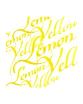 W&N Calligraphy ink 30ml - Lemon Yellow