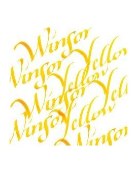 W&N Calligraphy ink 30ml - Winsor Yellow