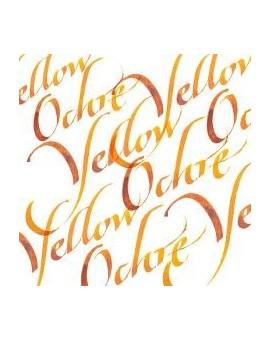 W&N Calligraphy ink 30ml - Yellow Ochre