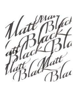W&N Calligraphy ink 30ml - Matt Black
