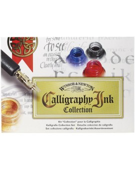 W&N Calligraphy Collection Set