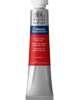 Cotman Cadmium Red Deep (hue) - tube 21ml