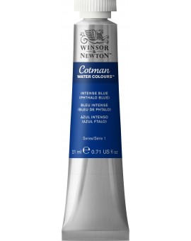 Cotman Intense Blue (Phtalo) - tube 21ml