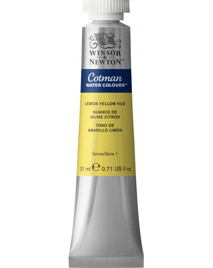 Cotman Lemon Yellow (hue) - tube 21ml